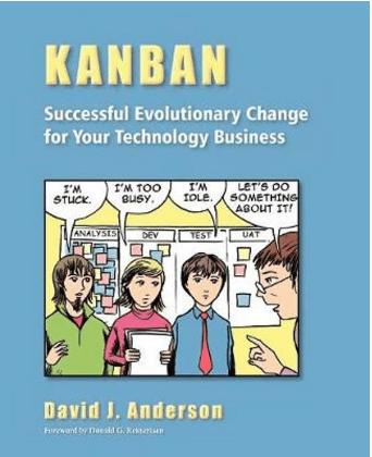Boek Kanban - David J. Anderson