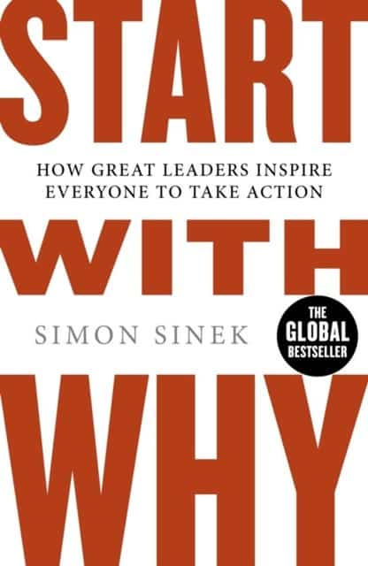 Start with Why - Cover - Simon Sinek