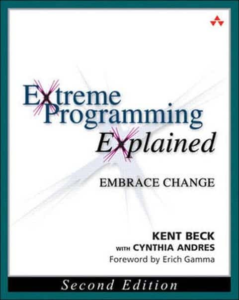 Extreme Programming Explained - cover