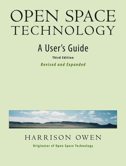 Open Space Technology - cover