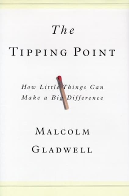 The Tipping Point - cover