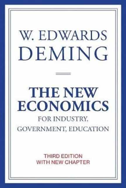 The new economics - cover