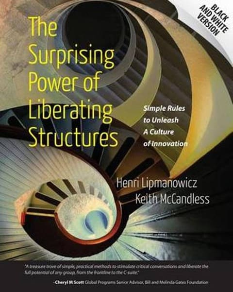 The surprising power of Liberating Structures - cover