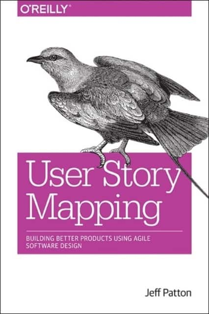 User Story Mapping - cover
