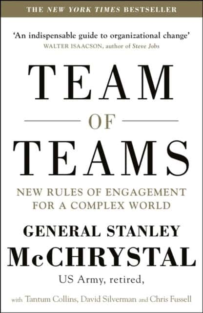 team of teams - cover