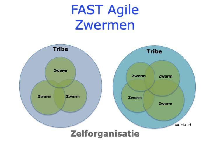 Fast Agile - Zwermen voorbeeld