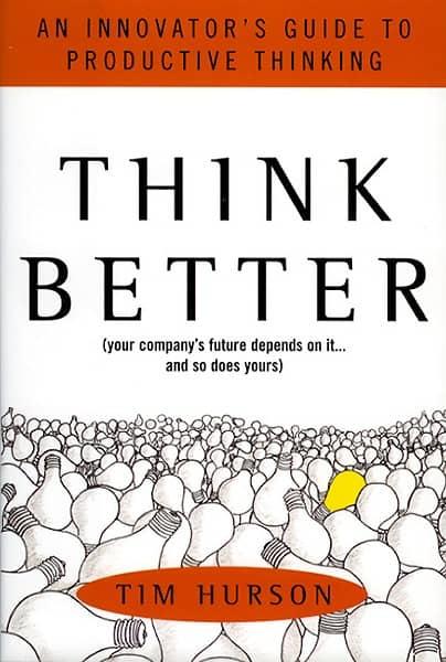 Think Better - Tim Hurson - cover boek