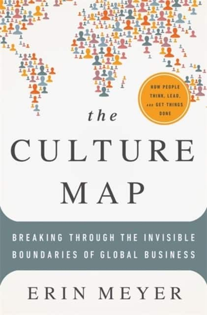The Culture Map - Erin Meyer - cover