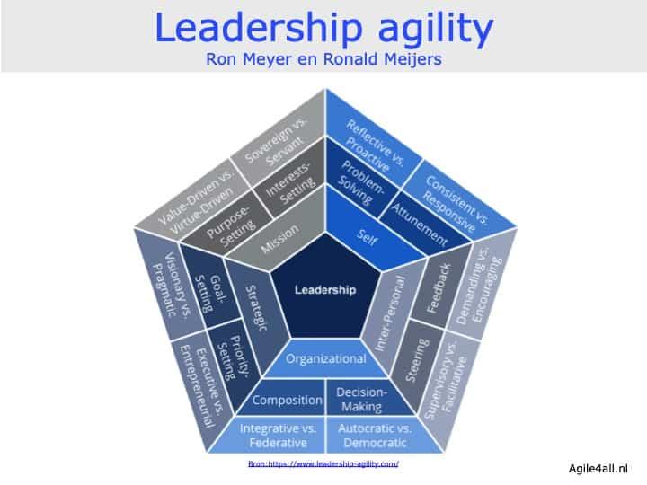 Leadership Agility - Ron Meyer en Ronald Meijers