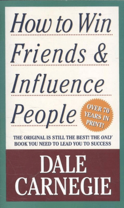How to Win Friends en Influence People - Dale Carnegie - Cover