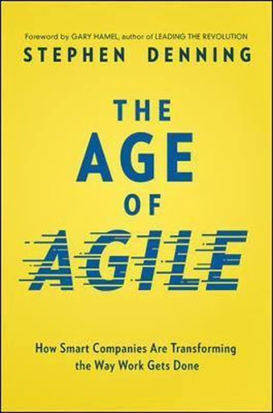 The Age of Agile - Stephen Denning