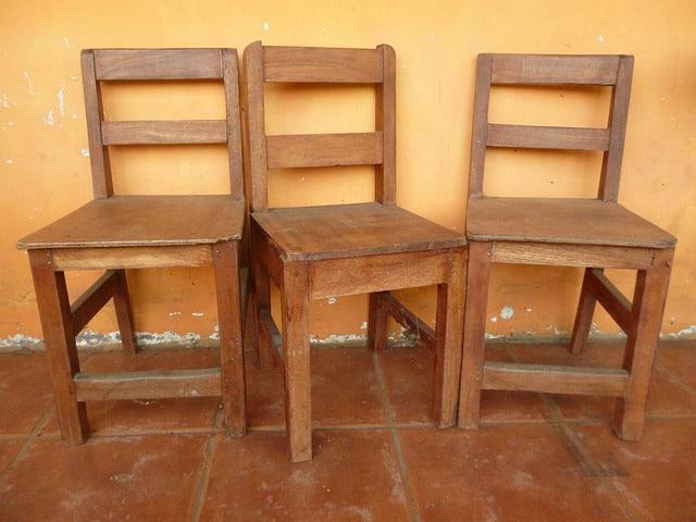 Troika Consulting - 3 stoelen